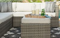 Shop signature styles from Ashley Furniture HomeStore's Mane & Mason Modern Farmhouse Furniture collection. Outdoor Sofa Sets, Outdoor Furniture Sets, Living Furniture, Home Furniture, Queen Sofa Sleeper, Ashley Home, Stylish Home Decor, Panel Bed, At Home Store