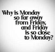 I ask myself every week...
