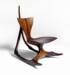 Beautiful Wooden Chair 12..... More Amazing #Chairs and #Woodworking Projects, Tips & Techniques at ►►► http://www.woodworkerz.com