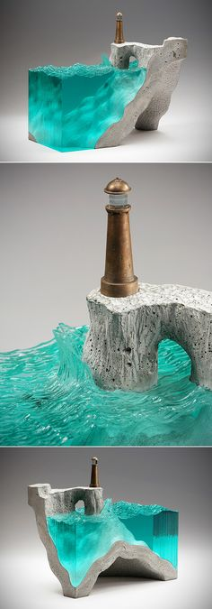 Ocean Abyss Table