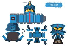 Blog_Paper_Toy_papertoys_Pacific_Rim_Gipsy_Danger_template_preview