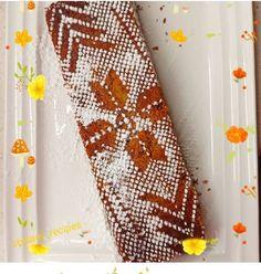 Κέικ Μήλου! Floral Tie