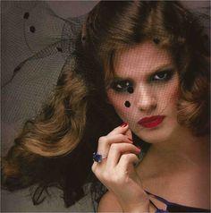 Gia Carangi!! Vogue UK,1979. Such a beauty!