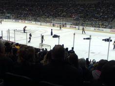 Pittsburgh Penguins Stadium: Ice Bowling