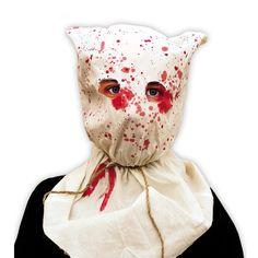Careta de Asesino #mascaras #antifaces #carnaval