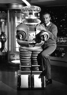 """""""Danger, Will Robinson!"""" - Lost in Space - The show ran for three seasons between September 15, 1965, and March 6, 1968. S)"""