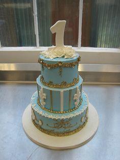 Versaille Birthday by cakecoquette, via Flickr