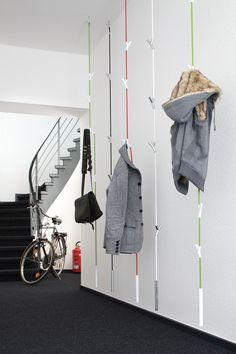 Die 17 besten Bilder von garderobe kleiner flur   Garderobe ...