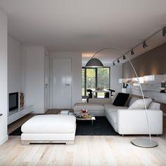 living room, modern