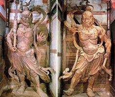 nara temple gaurdians - Google Search