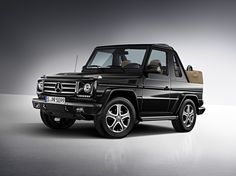 Mercedes-Benz G-Class Cabriolet Final Edition