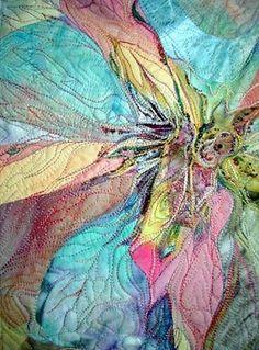 quilt art by minikkizil