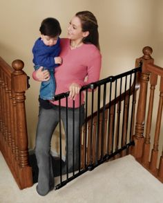 G2101 Angle Mount Safeway By Kidco  Perfect for all top of stairs applications…