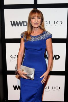 Jane Seymour attends 2015 CLIO Awards at The Plaza Hotel, May 5, 2015, in New York City.
