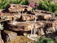 Universal Rocks Pictures of Custom Aquariums, Garden, Ponds &...