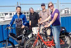 BLOG: 'Zonnige fietstocht naar eiland Marken' (verslag van onze fietstocht van Amsterdam naar Marken, op 26 mei 2012). #fietsen #Amsterdam #Marken