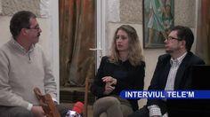 30 01 INTERVIUL TELE'M SARA SI ADRIAN STROICI