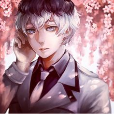 Tokyo Ghoul | Sasaki Haise | by: @aokamei on instagram