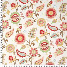 Lauren Hancock Selim on Cotton Fabric