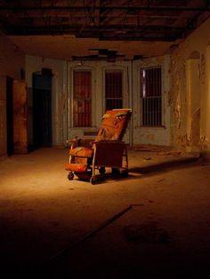 Danvers State Asylum.