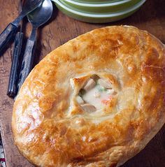 12 Southern Casserole Recipes brought to you by FaveSouthernRecipes.com. Includes Classic Chicken Pot Pie, Helen's Favorite Hotdish, and more.