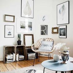 Nordisk stil | Nordiske hjem på Instagram | Boligmagasinet.dk