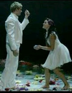 Mia Michaels - in memory of her dad (((cried throughout the whole dance))) »beautifully choreographed «