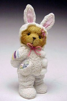 Cherished Teddies Jesamine Easter MIB Avon Exclusive No. 115543 Copyright 2005