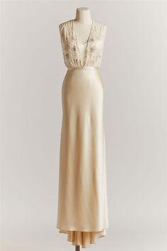 Trendy ideas for wedding dresses vintage corset spring 2015 Day Dresses, Bridal Dresses, Wedding Gowns, Prom Dresses, Corset Dresses, Chic Vintage Brides, Vintage Mode, Vintage Corset, Vintage Dresses