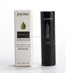 Temporary Hair Color Dye Lipstick Shape Hair Cream Hair Chalk Hair Non-Toxic