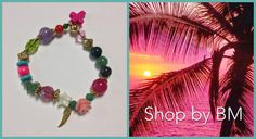 Bracelet en perles par SHOPbyBM sur Etsy