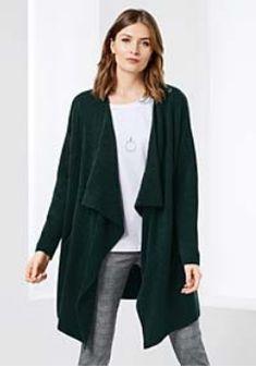 Erhältlich im online shop von tchibo.de mit 8% Cashback für KGS Partner Im Online, Jeggings, Duster Coat, Kimono Top, Sweaters, Shopping, Tops, Women, Fashion