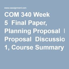 Com  Technical Writing Week  Assignment Evaluation Of A