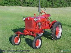 1948 IHC Farmall Cub farm tractor ready to go to work.  very clean.