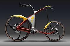 BMW Bicycles yine yapmış