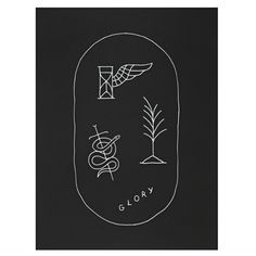 glory. serigraph on archival black paper. 18 x 24. available on our site. signed, numbered edition of 50.
