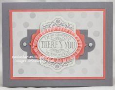 The Stamp Review Crew Blog Hop: Chalk Talk