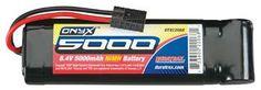DTXC2068 - Duratrax Onyx 8.4 Volt 5000 NiMH Battery