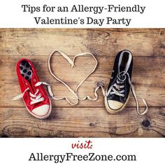Yes, children can have a great Valentine's Day without food! Valentine's Day is all about showing LOVE to others…and what a great way to do that by making sure ALL kids are included in the fun. Her…