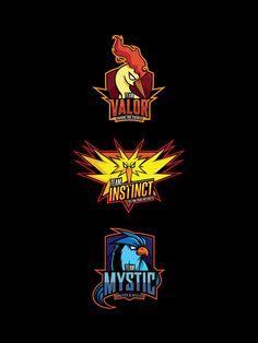 Pokemon Go Sports Logos on Behance