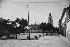Plaza de Carabanchel Bajo