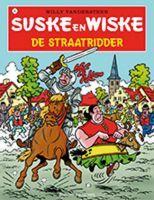 Recensie van Jelle over Willy Vandersteen - De straatridder (Suske en Wiske 83)   http://www.ikvindlezenleuk.nl/2015/08/willy-vandersteen-de-straatridder/