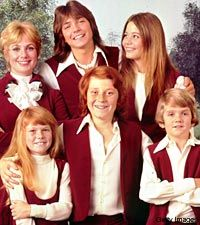 "The Partridge Family was a must watch to get our David Cassidy ""fix"" :D"