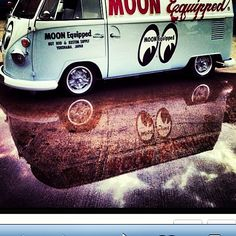 VW MOON Equipped #ciclopecamper