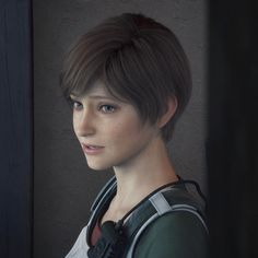 Paging #ResidentEvil fans: Dr. Chambers is back. Rebecca Chambers joins the #REVendetta team. In cinemas 6/19 only. #LinkInBio