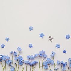 Flower Collage, Flower Frame, Best Iphone Wallpapers, Cute Wallpapers, Art Floral, Flower Wallpaper, Of Wallpaper, Cute Couple Cartoon, Line Flower