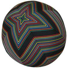 Saturday House Disco Ball Pillow