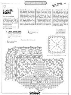 Magic Crochet n°155 - leila tkd - Picasa Webalbums