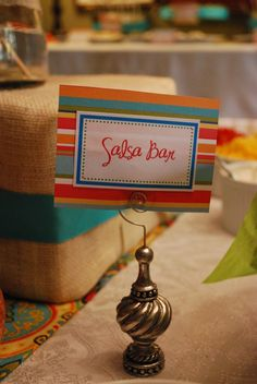 Fiesta Bridal/Wedding Shower Party Ideas   Photo 1 of 47   Catch My Party