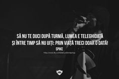 VERSURIHIPHOP - SITEVERSURIHIPHOP - TUMBLRVERSURIHIPHOP - INSTAGRAMVERSURIHIPHOP - FACEBOOKVERSURIHIPHOP - YOUTUBEVERSURIHIPHOP - SHOPSpike - Rămâne scris Tumblr, Rap, Hip Hop, Lyrics, Memes, Youtube, Quotes, Movie Posters, Inspirational